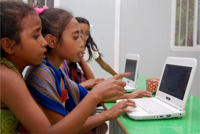Technology To Empower The Youth